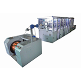 Bus Bar PV Ribbon Rolling Machine Mult-4 Rolling Type List